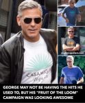 The Curious Case of Clooney's Casamigos T Shirts