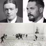 Tom Hardy is to play Sir Ernest Shackleton in a new film