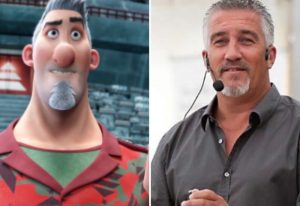 Arthur Christmas / Paul Hollywood