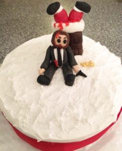 OMG John Wick has shot Santa!
