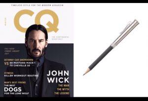 Continental Quarterly magazine - John Wick 2
