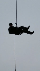 rappelling workshop