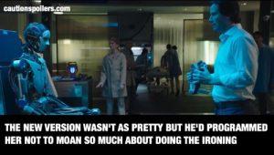 Mad Scientist Keanu In New Replicas Teaser