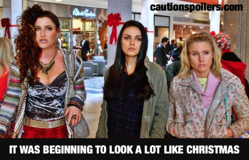 A Bad Moms Christmas - Caution Spoilers