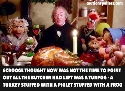 The Muppet Christmas Carol Trailer.The Muppet Christmas Carol Caution Spoilers