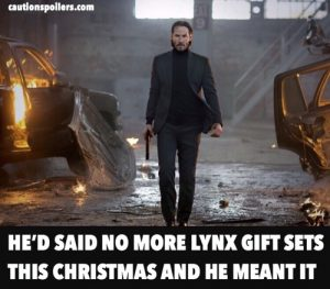 10 Reasons Why…The Ultimate Alt-Xmas Movie Is John Wick