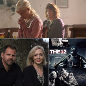 "James & Jessica Whitehill On 5-Day Feature ""The 12"""