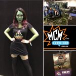 A COLOSSUSly Good Time At MCM Comic Con London