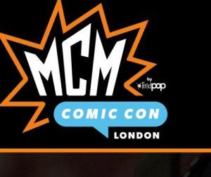 MCM London Comic Con – WIN TICKETS!