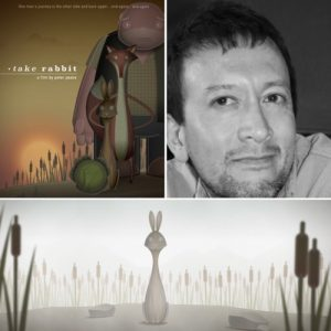 My Animated Chat With Director Peter Peake On New Film 'Take Rabbit', Riddles, & Oscar Madness