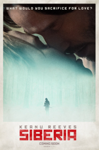 Shiver Me Timbers, It's The Siberia Poster & Trailer