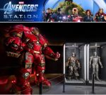 Train Like An Avenger – Marvel Avengers S.T.A.T.I.O.N. Is Now Open At Excel London!