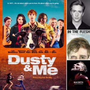 """Dusty & Me"" Star Luke Newberry On Fitting In, Flares & ""In The Flesh"""