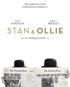 Stan And Ollie Trailer – The Show Must Go On!