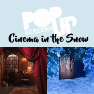 Pop Up Screens Are Back for 2018 With Christmas Movies & SNOW!