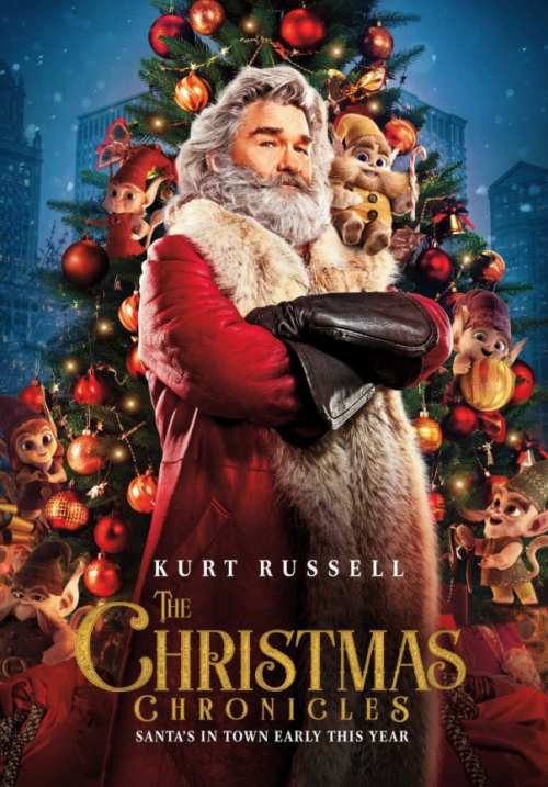 Christmas Chronicles Mrs Claus.The Christmas Chronicles Caution Spoilers