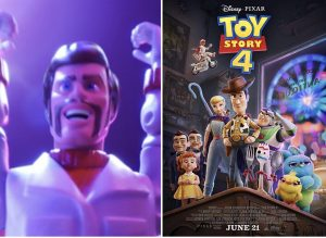 CABOOM! Canada's greatest stuntman rides into the new Toy Story 4 trailer