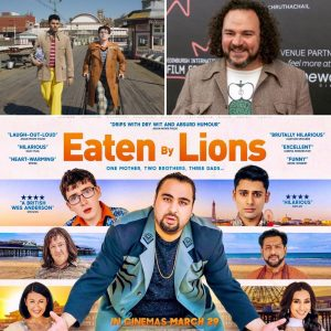 """INTERVIEW: Eaten By Lions director Jason Wingard: """"comedy thrives when the performers are taking chances"""""""