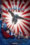 Shhhh… over ear! Dumbo interviews and trailers