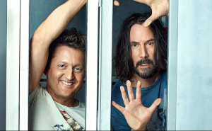 30 years on, Bill And Ted are back to face the music