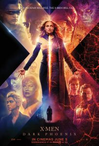 Dark Phoenix third and final trailer rises from the ashes