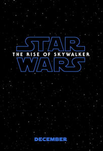 TRAILER Star Wars: The Rise Of Skywalker