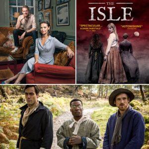 The Isle: Tori and Matthew Butler-Hart on their spooky, siren drama…