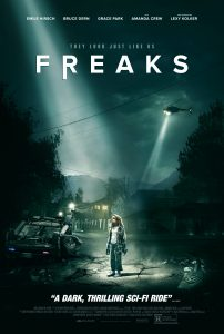 Chills and thrills in the official Freaks trailer