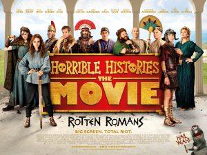 Horrible Histories: The Movie – Rotten Romans (kids' review!)