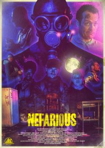"""Indie home invasion thriller """"Nefarious"""" gets a trailer and a world premiere"""