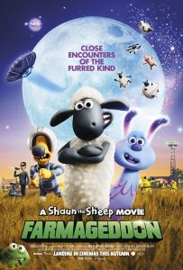 NEW Shaun the Sheep: Farmageddon trailer: if you're not offaly excited you soon wool be