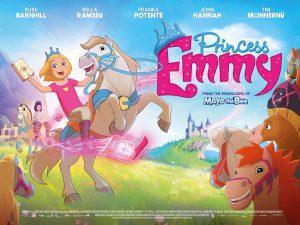 Princess Emmy (kids' review!)