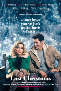"""""""I'm not a career elf!"""" – the Last Christmas international trailer is here"""