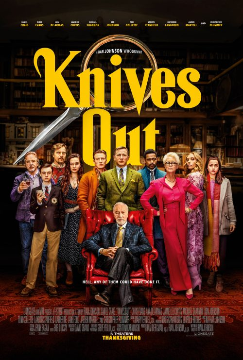 Image Result For Review Film Knives Out