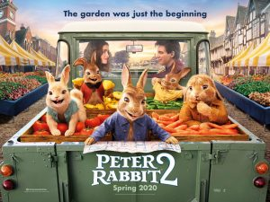 Our favourite bunny is in a stew in the Peter Rabbit 2 trailer