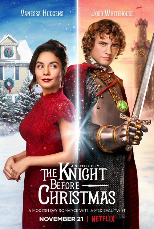 The Knight Before Christmas Caution Spoilers