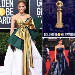 Golden Globes: more frocks than shocks