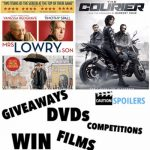 COMPETITION TIME! DVDs up for grabs