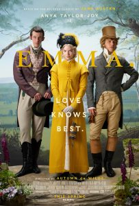 New poster for new Emma, but does it cut the mustard?